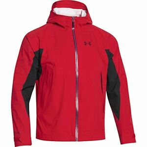 Under Armour UA Stretch Rain Jacket - Mens  X- Pick SZColor.