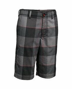 Under Armour Kids Boys Cross-Hand Yarn-Dye Shorts (Big Kids)- Pick SZColor.