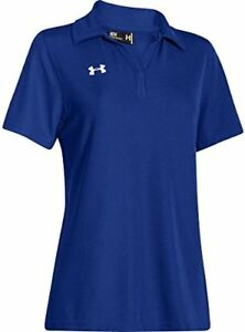 Under Armour Golf Womens UA Performance Polo- Pick SZColor.