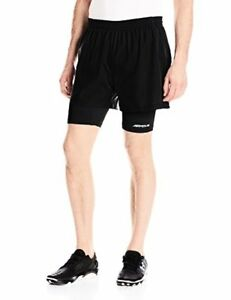 Under Armour Apparel Mens Launch Run Racer 2-in-1 Shorts- Pick SZColor.