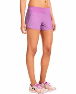 Under Armour Womens UA Printed Get Going Shorts- Pick SZColor.