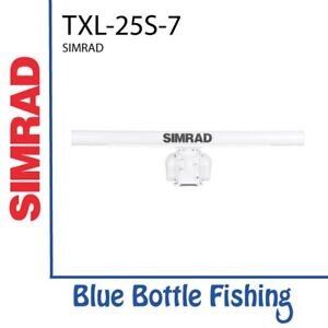 NEW SIMRAD TXL-25S-7 LOW Emission 25kW 7ft Antenna from Blue Bottle Marine
