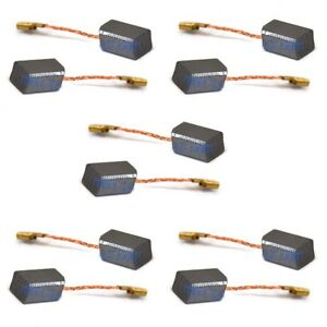 5 Pair Carbon Brushes For Craftsman Angle Grinder 900.264370 $22.48
