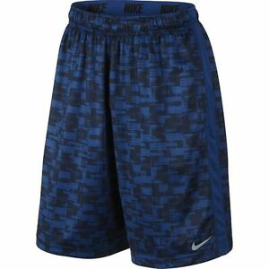 Nike Fly Digital Rush Shorts Gym Blue Men's Medium Large XL 2XL BNWT!