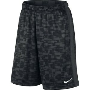 Nike Fly Digital Rush Shorts BlackCool Grey Men's Medium Large 2XL BNWT