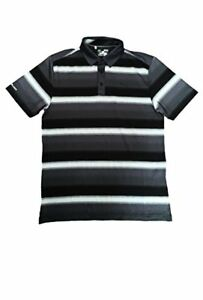 Under Armour mens coldblack scrambler polo golf M 1265954 black