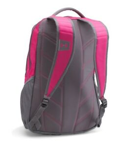 Backpack Under Armour Storm Hustle II Tropic PinkGraphite One Size