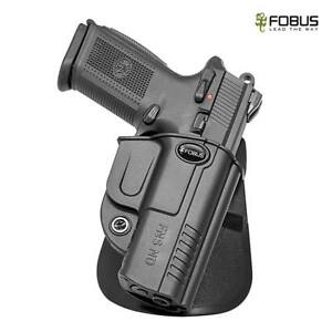 Fobus Passive Retention Holster FNS9 & FNS40 Full Size and Compact - FNS ND