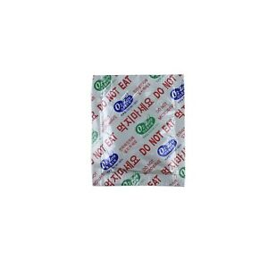 (100 Packs) 400 CC Premium Oxygen Absorbers-ISO 9001 Certified(2 Bag of 50 Pack)