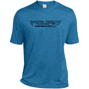 FOUR7 MMA Dri-Fit Moisture-Wicking T-Shirt