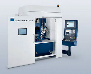 New Trumpf Laser-Welding Machine Trulaser Cell 3008 NIB with All Accessories