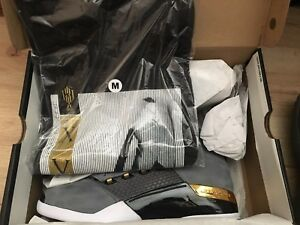 DS Nike Air Jordan XVII 17 Retro Trophy Room Size 9.5 with T-shirt