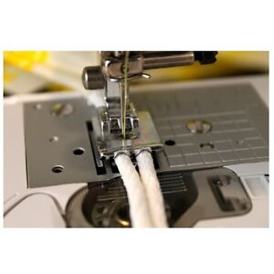 1 8quot; Double Welting Cording Piping Foot for Singer Sewing Machine $14.99
