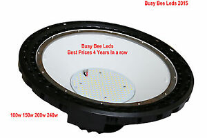 200 watt High Bay Led light full Shipping Container factory shop mall warehouse