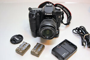Canon EOS 50D 15.1MP DSLR with EF-S 18-55m IS USM Lens