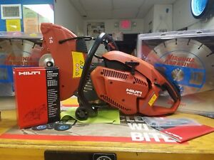 Hilti DSH 700-X Demo Saw With 10 Blades