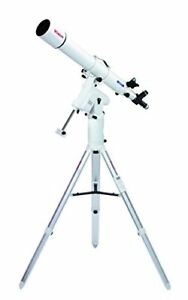 Vixen Optics 25073 SX2 Mount with Star Book One and A105M Telescope (White)
