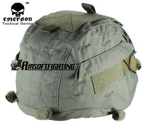 Emerson Paintball Tactical MICH 2000 Helmet Cover for MICH 2000 Ver2 Olive Drab