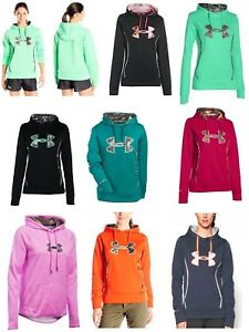New Women's Under Armour Storm Caliber Hoodie SM MD LG XL 2XL $54~$75 Various