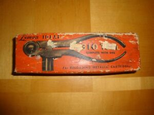 Lyman Ideal No. 310 Tool Complete with Dies 243 Winchester