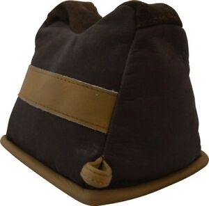 Pro Ears BENCHMASTER All Leather Bench Bag Small (Filled)