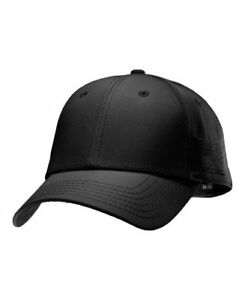 Under Armour Men's Friend Or Foe Stretch Fit Cap BlackBlack MediumLarge