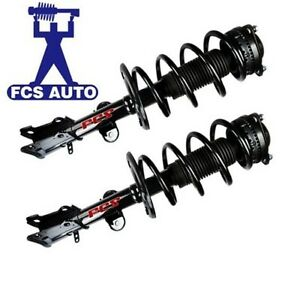 For 2010 Town Country Limited 4.0L FCS Loaded Front Struts Coil Springs $235.92