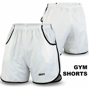 Mens Gym Fitness Cotton Shorts Training Sports Running Workout Short M to XL