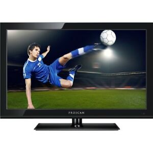 NEW Curtis PLED2435A 24in FHD LED TV 24-in LED-LCD 1080p 60hz 5ms