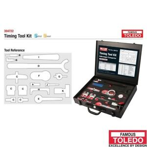 TOLEDO TIMING TOOL KITS FOR Volkswagen Transporter 2.5 TDi T4 Syncro 1204-2.5L