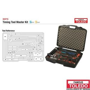 TOLEDO TIMING TOOL KITS FOR Volkswagen Transporter 2.0 T4 1204-2.0L AAC 304715