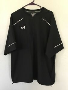 UNDER ARMOUR All season Loose gear XL Men's Protect this house jacket top EUC