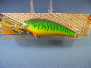 BAGLEY  DIVING  BANG O B 4   FISHING LURE  H69T   (1)