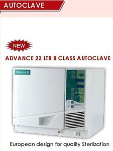 PRESTIGE AUTOCLAVE 22 LTR WITH ADVANCE FEATURES EUROPE  DESIGN FOR STERILISATION