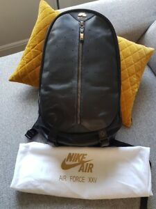 Nike Air Force 1 XXV Backpack & Gear - ULTRA RARE COLLECTOR ITEM