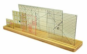 Ruler Rack Quilting Ruler Rack Quilting Supplies $11.95