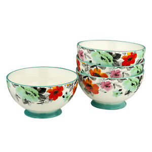 The Pioneer Woman Flea Market Floral Teal 6