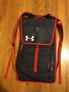 Under Armour Storm 1 Backpack USA Gymnastics Exc Cond 19 X 12