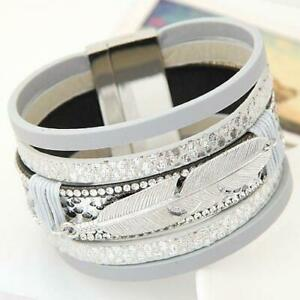 New Fashion Leather bracelets & bangles