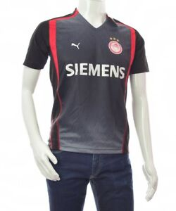 PUMA Men T-shirt sport for young boys OLYMPIACOS NEW ~ 164