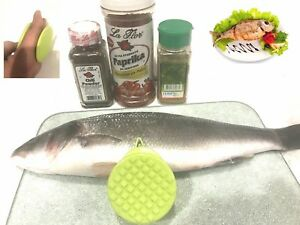New Designed Fish Cleaner Kitchen Hand Tool Fish Scale Remover In 5 Minuets