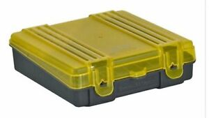 Plano 100ct Ammo Case 9mm-380ACP Gry 122400