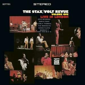 STAX  VOLT REVUE VOLUME 1 LIVE IN LONDON New Sealed 60s Classic Soul CD (Warner