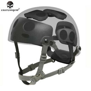EMERSON Hanging Suspension System FAST Helmet Dial Liner Kit OPS-CORE Army Camo