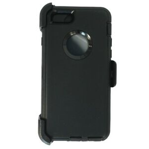 Black For Apple iPhone 6S Plus Case Cover Belt Clip fits Otterbox Defender