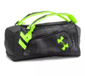 Under Armour Storm Undeniable Athletic Backpack Duffle – Small GraphiteBlack