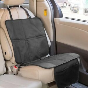Waterproof Pets Car Seat Back Protector Cover For Kids Baby Safety Kick Mat US