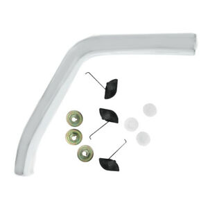 1970 - 74 Challenger Rear Tail Quarter Panel Extension Molding Left Side - M6073