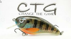 fishing lure muskie lure custom lure handmade lure crankbait fishing supply