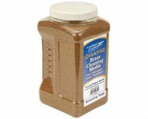 347338 Frankford Treated Walnut Hull Media 5 lbs. In reuseable plastic container